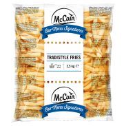Mccain Our Menu Signatures Tradistyle Frytki 2,5 kg