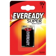 Bateria EVEREADY Super Heavy Duty E 6F229V