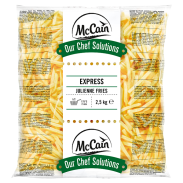 McCain Our Chef Solutions Express Frytki 6/6 2,5 kg