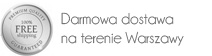 Darmowa dostawa Warszawa