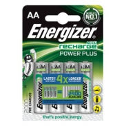 Akumulator ENERGIZER Power Plus, AA, HR6, 1,2V, 2000mAh, 4szt