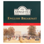 Ahmad Herbata English Breakfast 100TB Z Zawieszką