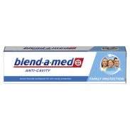 Blend-a-med Pasta Do Zębów  Ac Family Protection 100ml