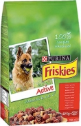 Friskies Active Torba Pies 10kg
