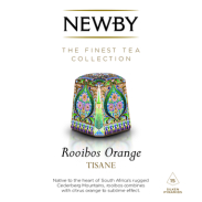 Newby Herbata Rooibos Orange15 piramidek