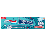 Aquafresh Advanced Pasta Do Zębów 75 Ml 9-12 Kids