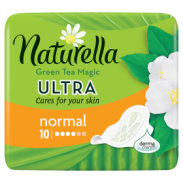 Naturella Podpaski Ultra Normal Green Tea Single 10szt
