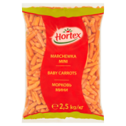 Hortex Marchew Mini 2,5kg