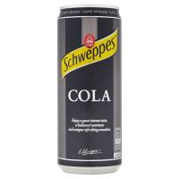 Schweppes Cola 330 ml