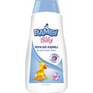 Pollena Płyn Do Kąpieli Bambi 500ml