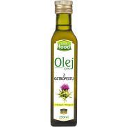 Look Food Olej Z Ostropestu 250 Ml