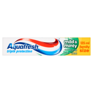 Aquafresh Pasta Do Zębów Mild&Minty75ml