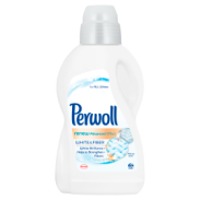 Perwoll renew Advanced Effect White & Fiber Płynny środek do prania 900 ml (15 prań)