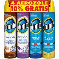 Pronto Aerozol Mix 4x250ml