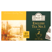 Ahmad Herbata English Tea 40 Torebek