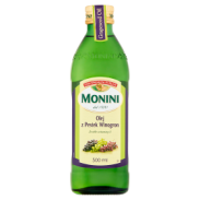Monini Olej z pestek winogron 500 ml