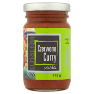 De Care Ha Pasta Curry Czerwone 115g