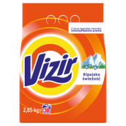 Vizir Alpine Fresh Proszek do prania 2.85KG, 38 prania