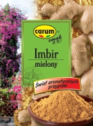 Carum Imbir Mielony 20g