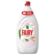 Fairy Płyn Do Mycia Naczyń Sensitive Aloes I Jaśmin 1350 Ml