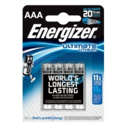 Bateria ENERGIZER Ultimate Lithium AAA L92 15V 4szt.
