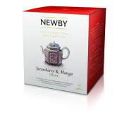 Newby Herbata Strawber&Mango15 piramdek