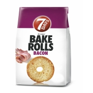 Bake Rolls Bacon 160g