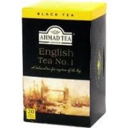 Ahmad Herbata English Tea No1 20Torebek Alu