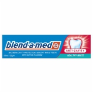 Blend-a-med Pasta Do Zębów Ac Healthy White 100ml