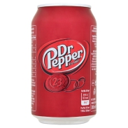 Dr Pepper Napój 330ml