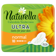 Naturella Podpaski Ultra Normal Calendula Single 10szt