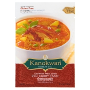 De Care Pasta Curry Czerwone 50g