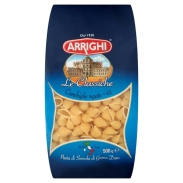 Arrighi Makaron Conchiglie Rigate 42 500 g